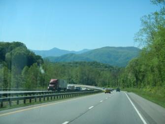 000e-Drive to Asheville, NC
