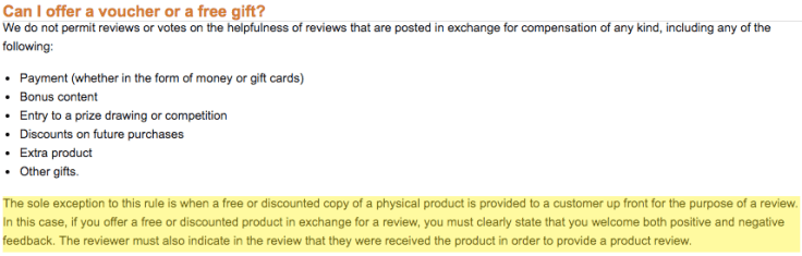 Amazon - Rules Canada