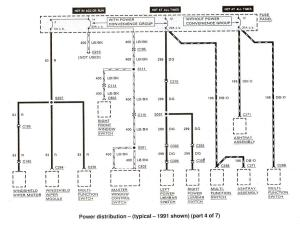 Ford Ranger & Bronco II Electrical Diagrams at The Ranger Station