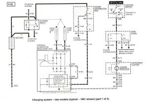 Ford Ranger & Bronco II Electrical Diagrams at The Ranger