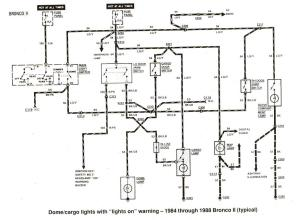 Ford Ranger & Bronco II Electrical Diagrams at The Ranger