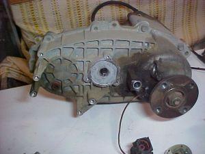 Rebuilding A Ford Transfer Case Shift Motor : The Ranger