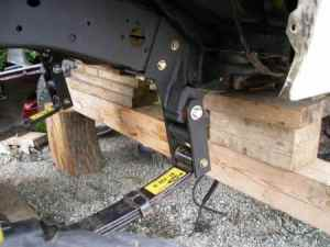 Ford Ranger Solid Axle Swap (SAS)