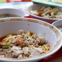 Food Review: Hill Street Tai Hwa Pork Noodle at Crawford Lane | Singapore hawker stall with One Michelin Star