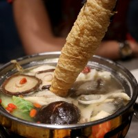 Food Review: Paradise Hotpot at Seng Kang's Compass One | Paradise's next Beauty in the Pot?