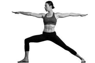 yoga pour maigrir:: Virabhadrasana 2