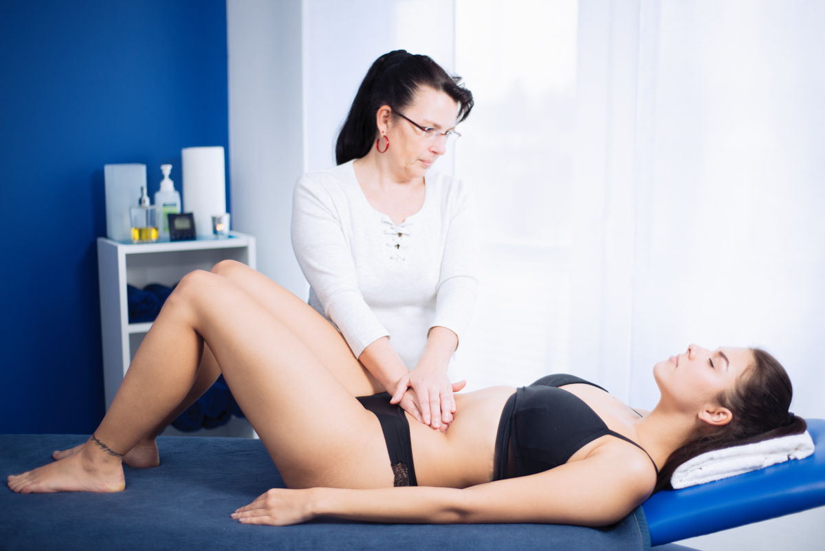 Colonmassage Therapiewelten Fromm