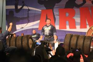 Tire Deadlift