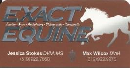 Exact Equine logo