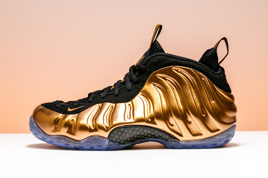 """Nike Air Foamposite One """"Copper"""" Release This Month"""