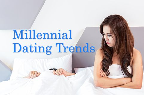 millennial dating trends