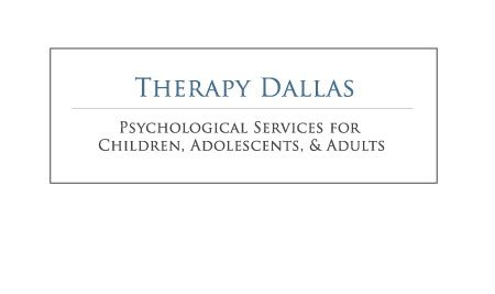 Therapy Dallas logotype