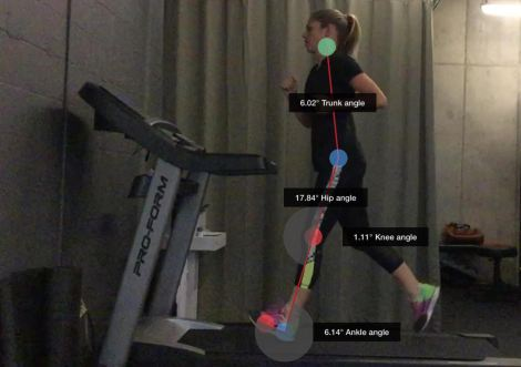 Therapydia Video Run Analysis