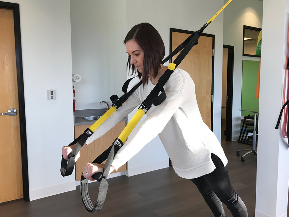 trx physical therapy tools rehab equipment portland
