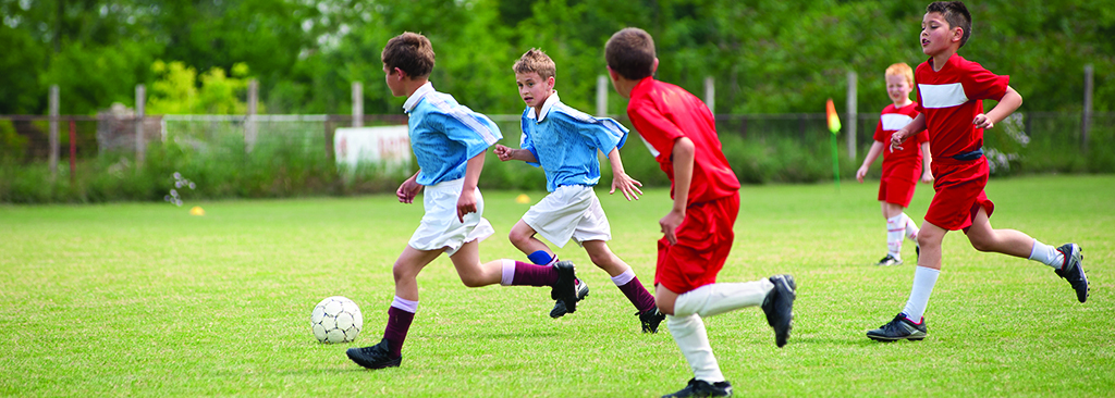 Youth Sport Specialization: How Much is too Much
