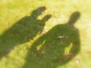 Family silhouette on grass | Children, Adolescent & Teen Counseling | Jennifer Levin | Therapy Heals | Pasadena, CA 91106