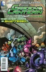 Green Lantern Vol 5 #19 Regular Gary Frank