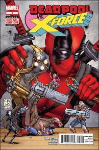 Deadpool vs. X-Force #2