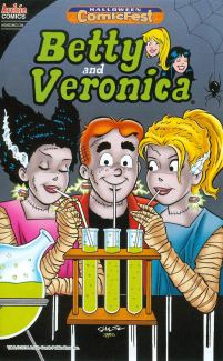 HCF 2014 Archie Betty & Veronica Mini Comic