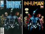 Inhuman #7 Incentive Mike Perkins Variant