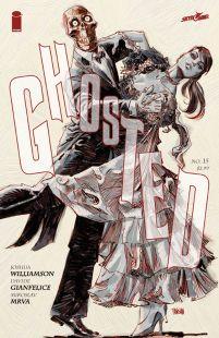 Ghosted #15 Dan Panosian