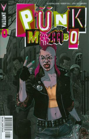Punk Mambo #0 Cover C Incentive Kalman Andrasofszky Variant