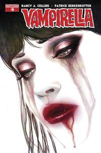 Vampirella Vol 5 #6 Cover B Variant Jenny Frison