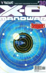 X-O Manowar Vol 3 #30 Cover C Variant Raul Allen