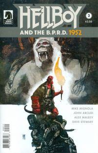 Hellboy And The BPRD 1952 #2 Alex Maleev