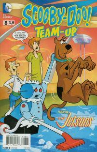 Scooby-Doo Team-Up #8 Scott Jeralds