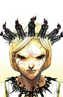 Burning Fields #2 Incentive Riley Rossmo Virgin Variant