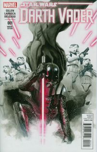 Darth Vader #1 Cover N Incentive Alex Ross Color Variant