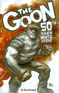Goon Once Upon A Hard Time #1 Cover B Incentive Eric Powell Wraparound Variant
