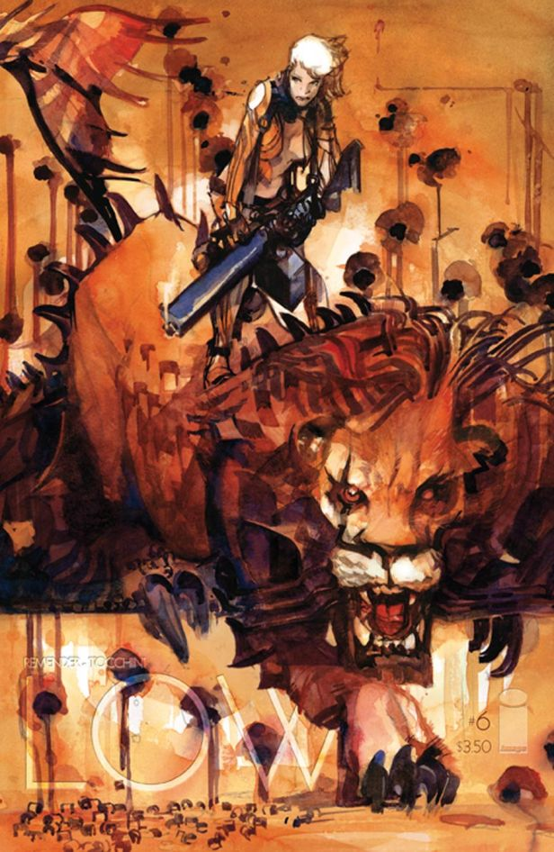 Low #6 Greg Tocchini