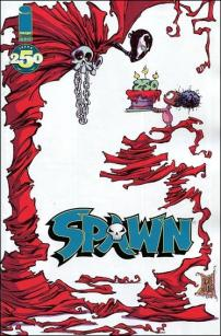 Spawn #250 Cover C Variant Skottie Young