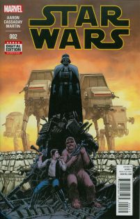 Star Wars Vol 4 #2 Cover A Regular John Cassaday