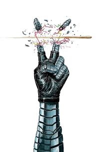 Bucky Barnes Winter Soldier #6 Marco Rudy