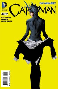 Catwoman Vol 4 #40 Regular Jae Lee