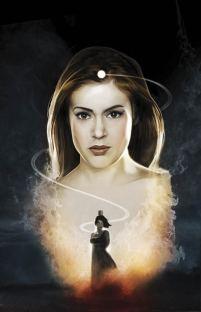 Charmed Season 10 #6 Elisa Feliz