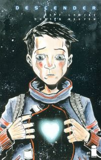 Descender #1 Jeff Lemire