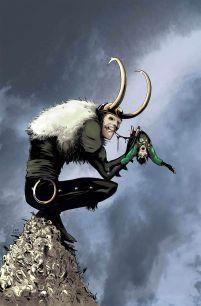 Loki Agent Of Asgard #12 Lee Garbett