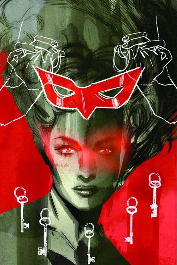 Project Superpowers Blackcross #1 Rare Tula Lotay Virgin