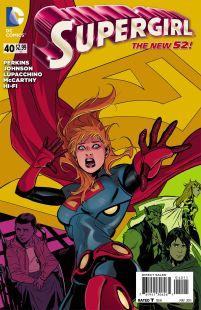 Supergirl Vol 6 #40 Regular Emanuela Lupacchino