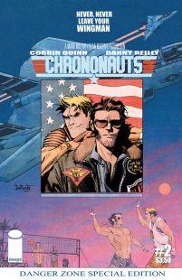 Chrononauts #2 Variant Sean Murphy