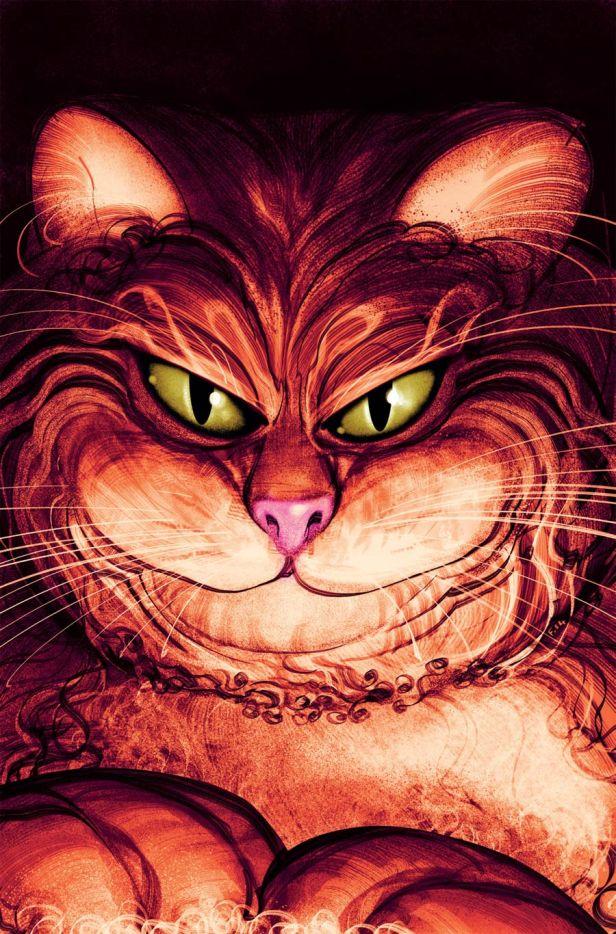 Garfield #36 Incentive Frazer Irving Virgin Variant