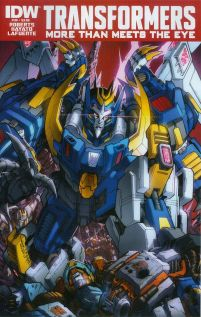 Transformers More Than Meets The Eye #39 Regular Alex Milne