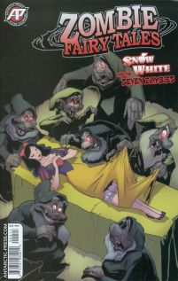Zombie Fairy Tales Snow White And The Seven Zombies One Shot