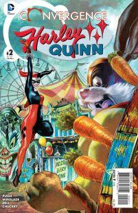 Convergence Harley Quinn #2 Regular Steve Pugh