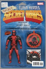 Deadpools Secret Secret Wars #1 Variant John Tyler Christopher Action Figure