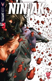 Ninjak Vol 3 #3 Regular Lewis LaRosa